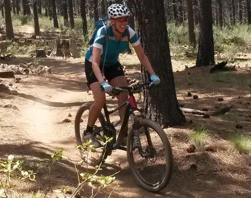 Rider Experiences: Christina H. image